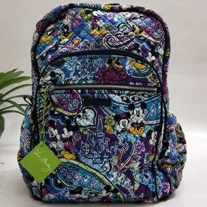 Disney Vera Bradley Iconic Campus Backpack Mickey'